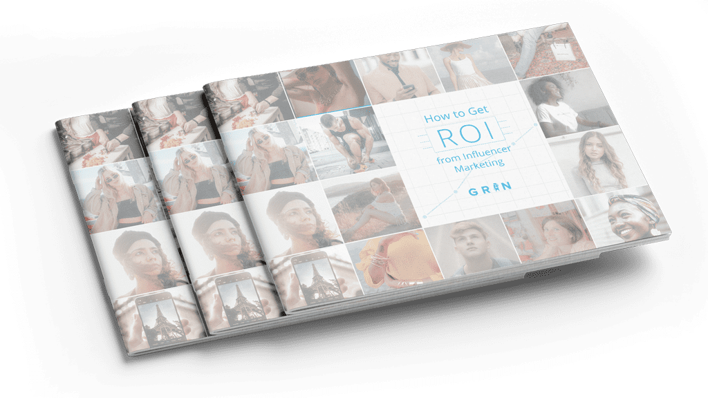How to get ROI from influencer marketing