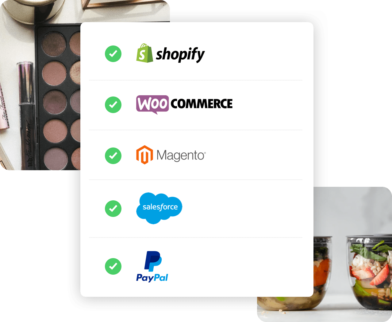 ecommerce shop and influencers one platform